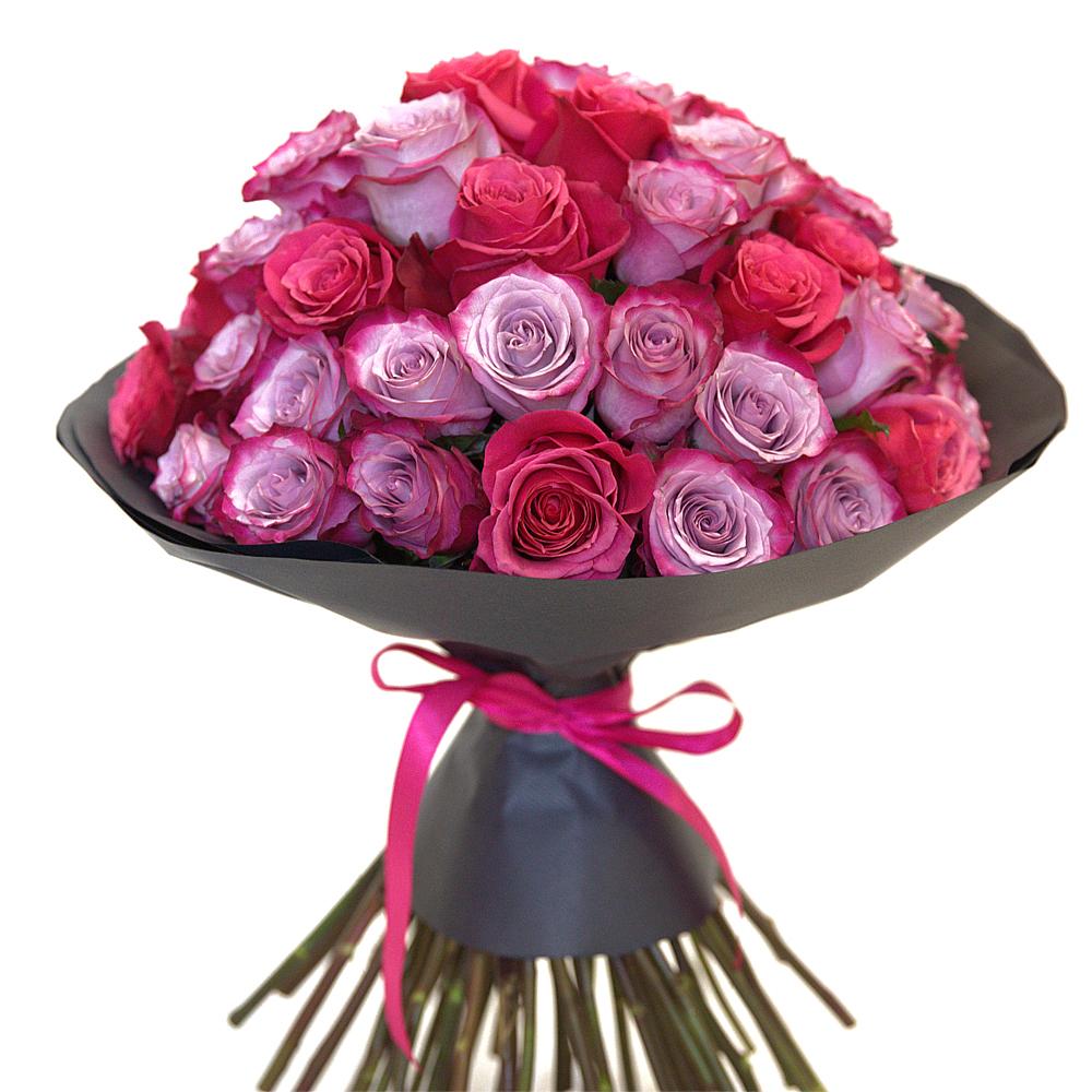 Flowers Bouquets : 50 Rose Bouquet